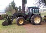 Oportunidad!. tractor agrícola john deere 2850  4x4