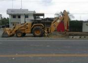 Oportunidad!. retro excavadora john deere.510d