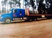 Cabezal freightliner 2014 flamante