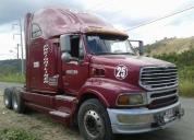 Vendo flamante cabezal, freightliner, aÑo 2001, contactarse.
