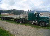 trailer marca freightliner, contactarse.