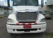 Vendo flamante freightliner columbia 2010. contactarse.