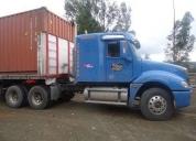 Se vende excelente trailer freightliner
