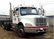 Freightliner  cabezal / trailer 450 hp. buen estado.
