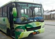 Se vende excelente hino fc año 2010 de 37 pasajeros