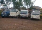 Servicio de gruas y transporte de maquinas ,contactarse.