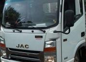 Hermoso camion jac de oportunidad año 2014, contactarse.