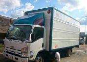 Se vende furgon plenamente nuevo.
