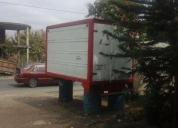 Vendo furgon,buen estado