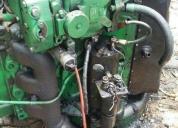 Vendo motor detroil para embarcación, contactarse.