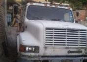 Vendo volqueta international y camion ford. contactarse.