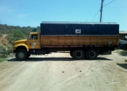 Vendo excelente camion mula international