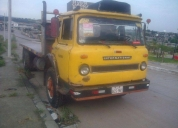 Vendo camion con motor nissan 180