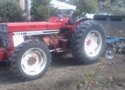 Excelente tractor internacional 844.