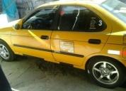 Vendo excelente nissan 2005 atoda prueba 7500