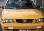 Se vende taxi con todo puesto