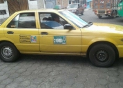 Taxi con acciones, contactarse.