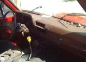 Excelente camioneta nissan 1800 año 1981