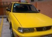Vendo taxi legal. contactarse.