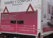 Vendo o cambio camion con furgon de aluminio.