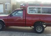 Linda camioneta 1987