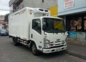 Excelente camion con termoquin semi nuevo