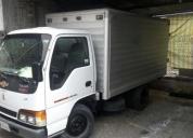 Un vehículo tipo camión de 3. toneladas. oportunidad!.