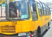Vendo solo bus escolar npr 2003,aprovecha ya!
