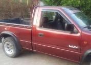 Vendo camioneta chevrolet luv aÑo 2002. aprovecha ya!