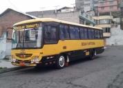 Vendo bus chevrolet ftr del año 2006.