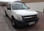 Vendo camioneta chevrolet  dmax 2.4 año 2011. contactarse.