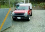 Excelente camioneta chevrolet dmax 2.5 diesel