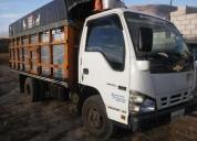 Excelente camion chevrolet nkr ii