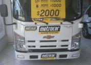 camiones chevrolet a credito inmediato sin garante, contactarse.