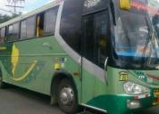 Excelente bus de turismo chevrolet ftr