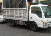 Excelente camion nhr