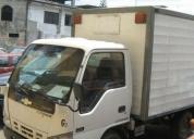 Excelente camioncito tipo furgón, chevrolet nhr, modelo 2009