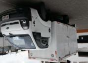 Vendo excelente camión kia con furgon
