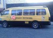 Vendo excelente furgoneta kia 2004