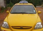 Vendo excelente taxi con línea