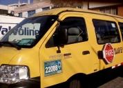 furgoneta marca kia pregio año 2013