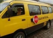 Se vende furgoneta kia pregio año 2013.