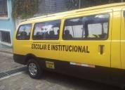 Cambio puesto escolar por auto o negocio. contactarse.