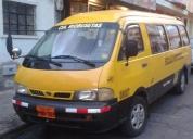 Vendo furgoneta grand pregio. linda oportunidad!.