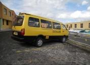 Se vende una furgoneta kia pregio puesto incluido
