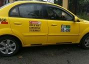 Se vende taxi competitiva