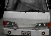 Excelente kia ceres doble cabina tipo furgon año 1995