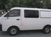 furgoneta kia pregio cargo 2002. contactarse.