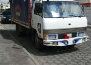 Excelente camión carabana