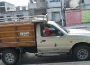 Vendo camioneta mazda 4x4 flamante a/c 16.500